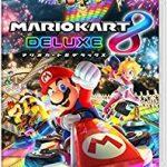 NintendoSwitchの鉄板ソフト「マリオカート8デラックス」を紹介!